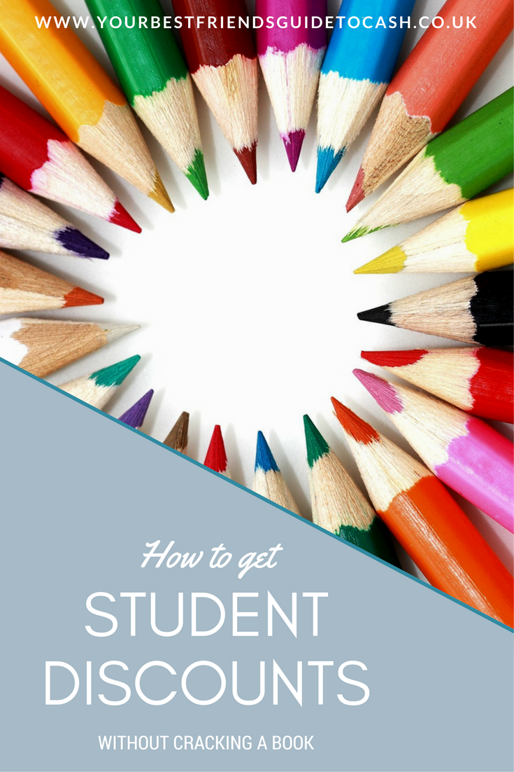 How to get student discounts - without cracking a book