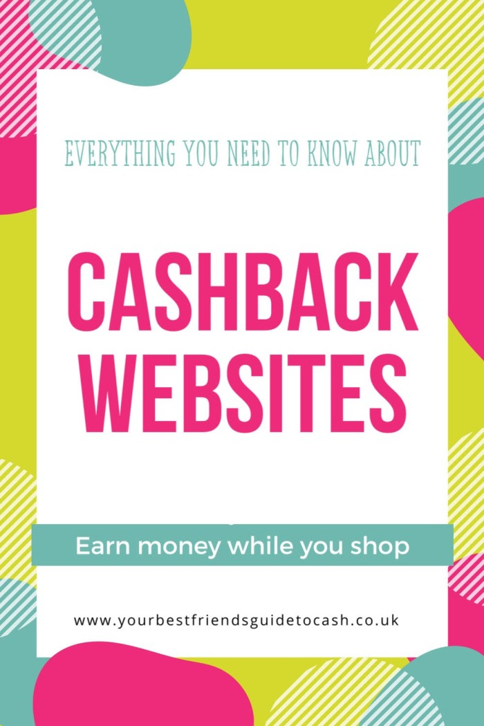 Cashback wesbites: Everything you need to know about earning money while you shop