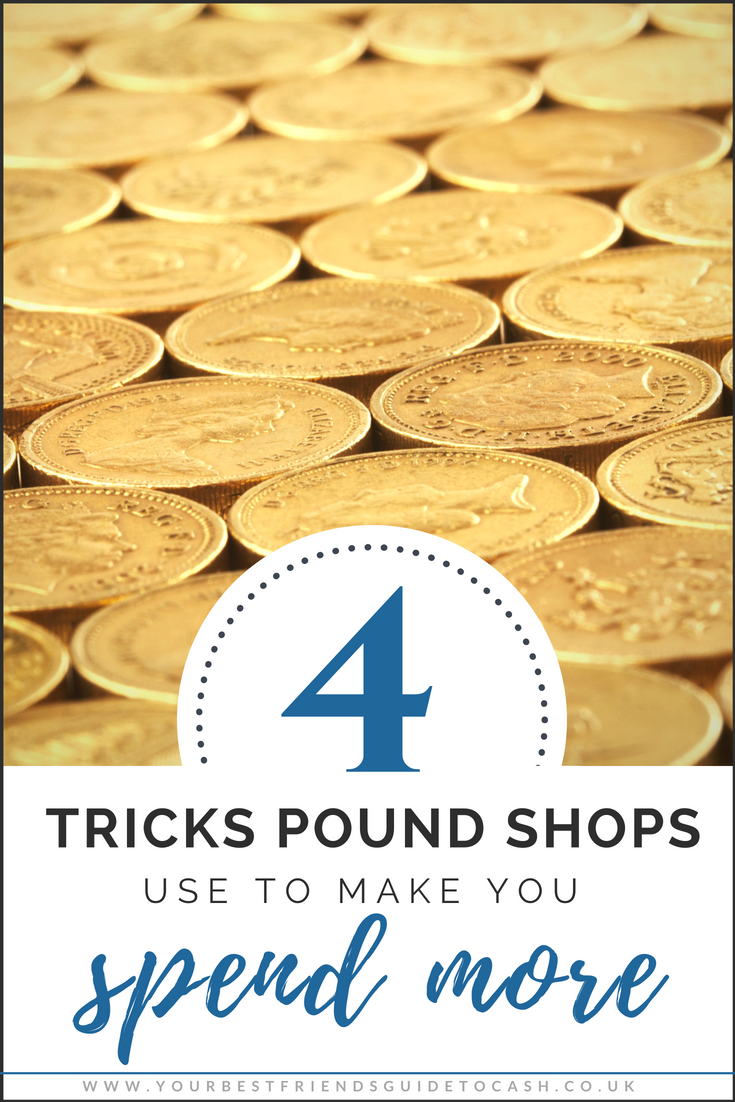 The tricks used by pound stores that make you spend more