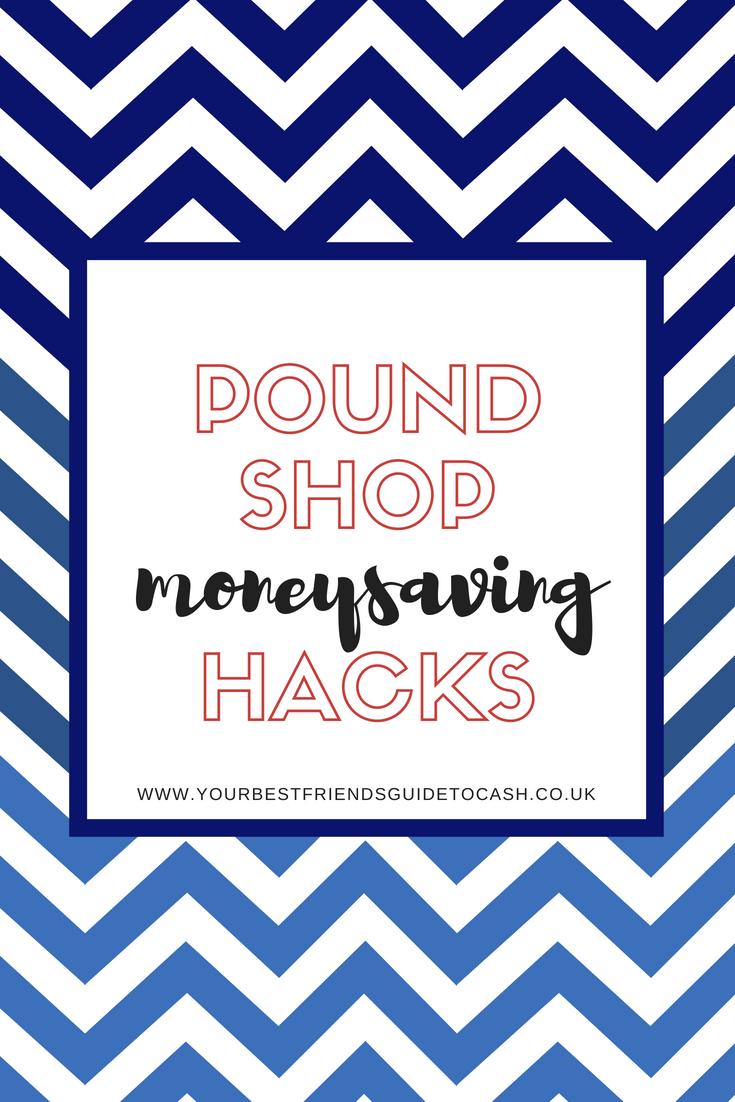 Pound shop money saving hacks