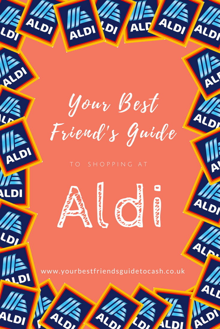 Your Best Friend's Guide to shopping at Aldi