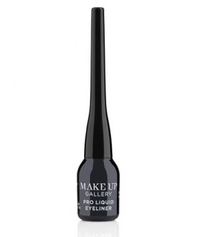 Make Up Gallery Pro Liquid Eyeliner Black
