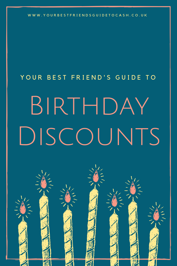 Your Ultimate Guide to Birthday Discounts & Freebies