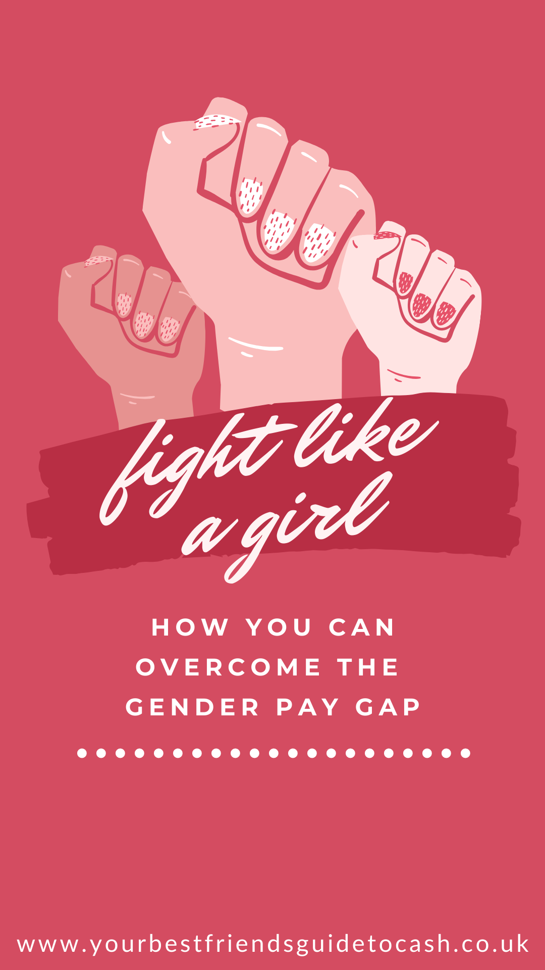 How you can wage your own war against the Gender Pay Gap