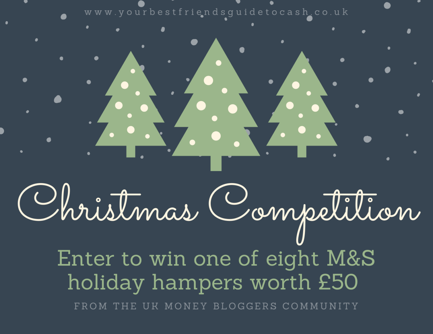 Win a festive hamper in the UKMB Christmas giveaway