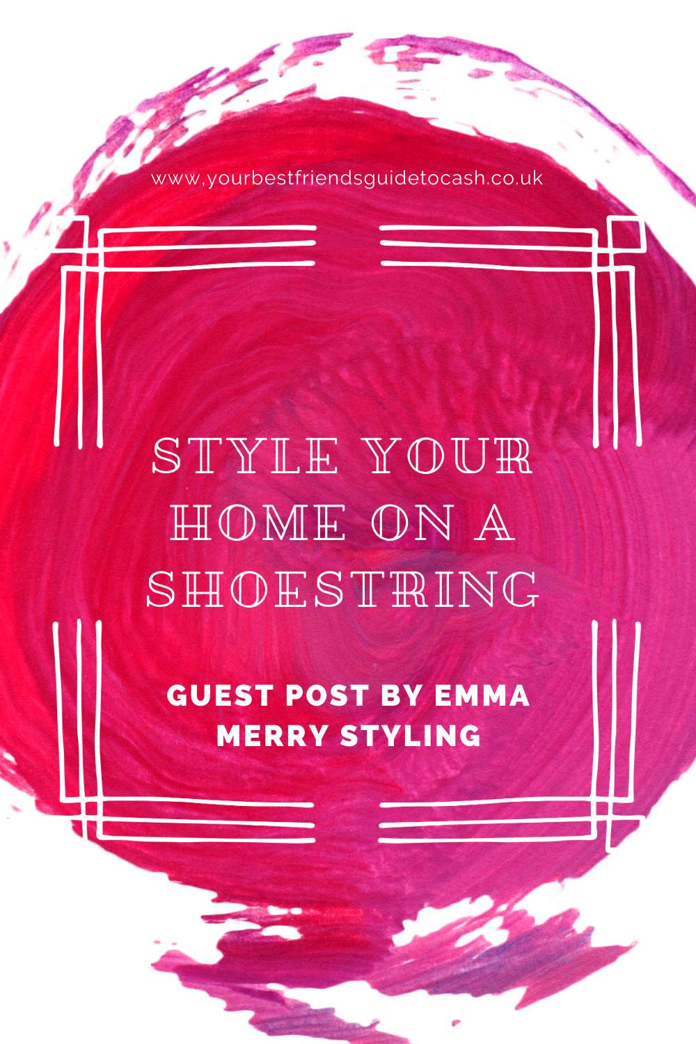 Insider tips: style your home on a shoestring