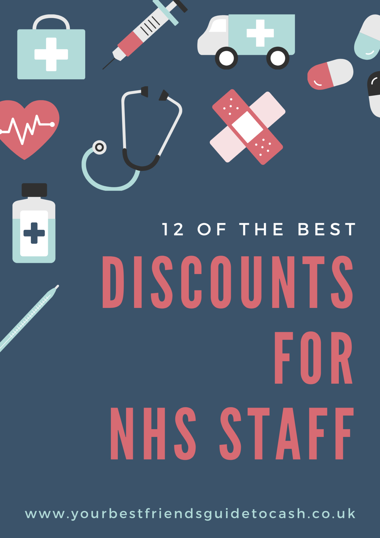 12 great NHS staff discounts