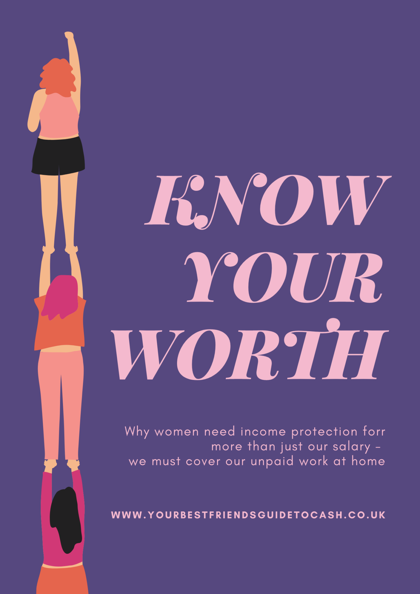 Know your worth: protect your salary and the value of the unpaid work you do at home